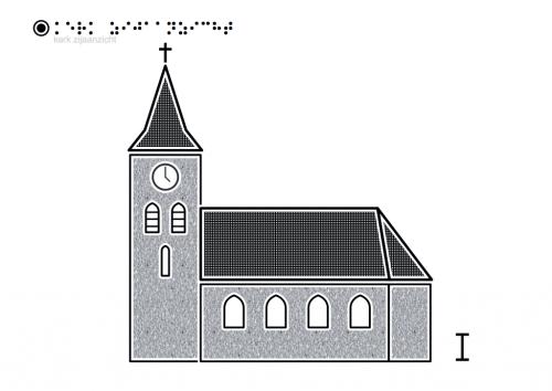 Kerk - Zijaanzicht