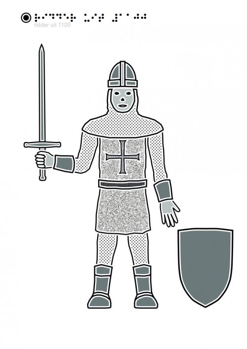 Ridder uit 1100